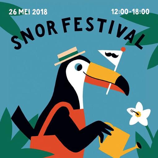 snor festival poster
